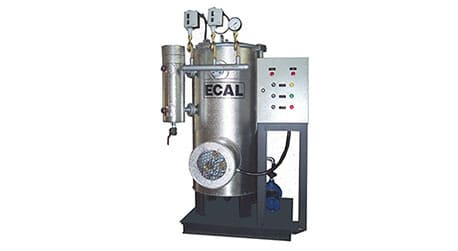 Caldeira geradora de vapor
