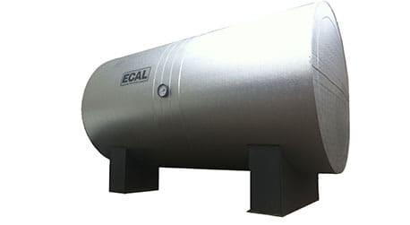 Tanque térmico para agua